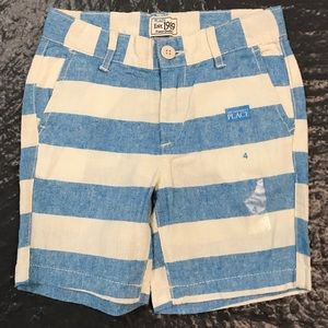 BNWT The Children's Place Linen Shorts - Size 4